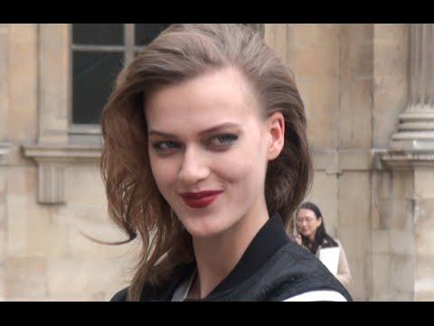 Fashion Week Paris 2016 2017 SOME MODELS  05/03/2013 -  07/03/2013