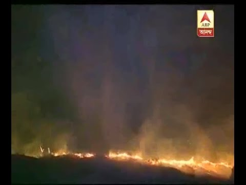 Now forest fire at  shimla