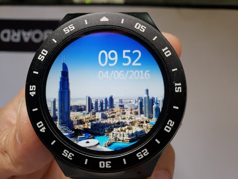 Best Smartwatches Under $100: The ZGPAX S99A Android 5.1 Smartwatch Review