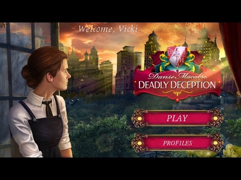 Danse Macabre 3: Deadly Deception Gameplay | HD 720p