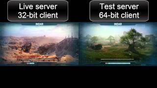 Planetside2 32 Bit Vs 64 Bit