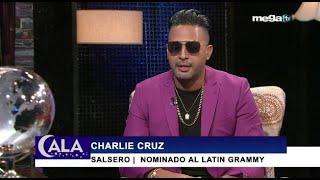 Cala 10-20-20 con el salsero Charlie Cruz, nominado al Latin Grammy