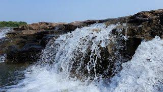 Zanzari Waterfalls, Gujarat, India