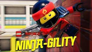 The LEGO Ninjago Movie Video Game: Ninja-gility Vignette