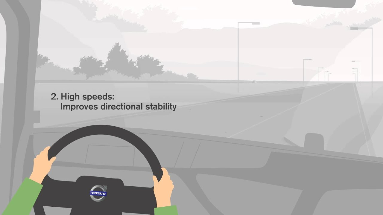 Volvo Trucks Precise Steering With Dynamic