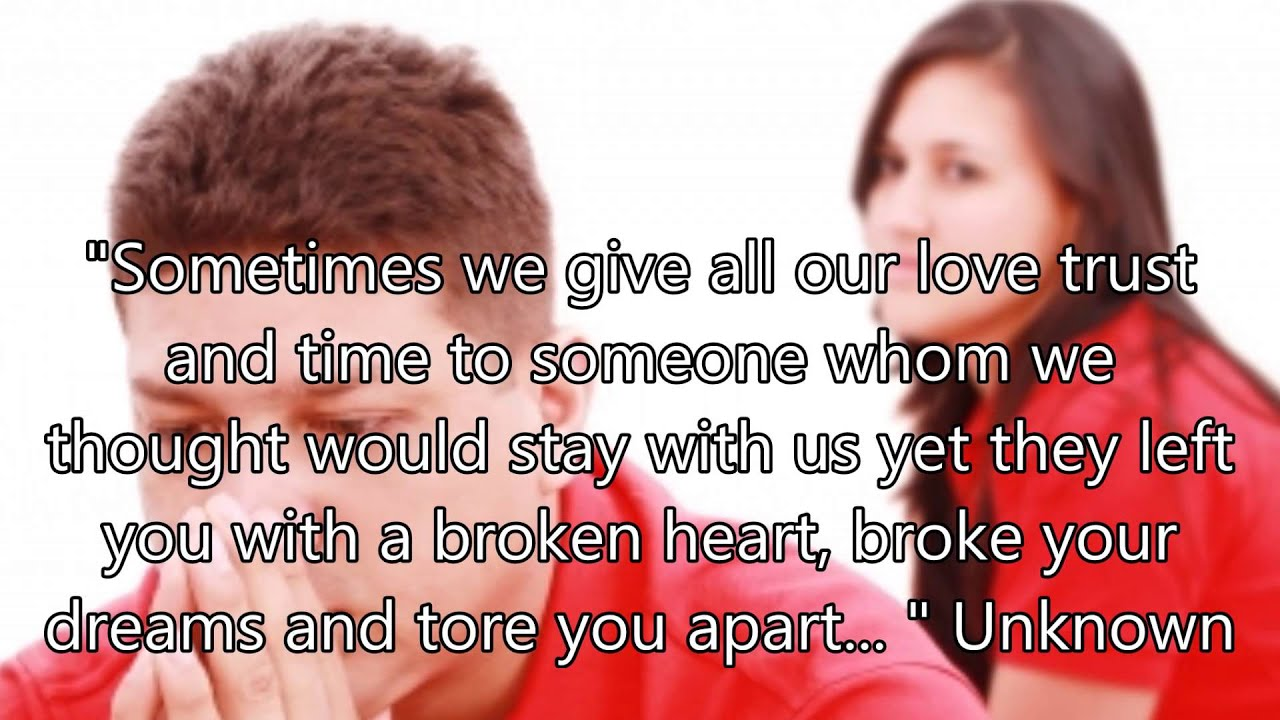 wise sayings about love and trust