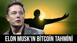 Elon Musk'ın Bitcoin Tahmini