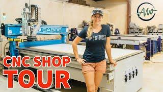 CNC Shop Tour | My CNC Business