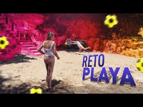 Reto En La Playa El Que Pierda Se Baña Desnudo Con Fativázquez