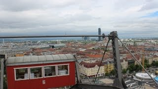 Что посмотреть в Вене. Достопримечательности Вены. Колесо обозрения(Венское колесо обозрения - самое старое в Европе, и является одной из достопримечательностей этого города...., 2013-06-30T14:15:51.000Z)