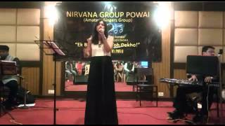 Teeja Tera Rang...Maula Mere (Chak De India) - performed by Nikita Daharwal