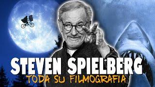 Steven Spielberg | Analisis De Toda Su Filmografia | #TeLoResumo