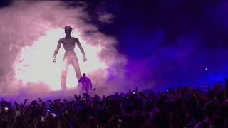 Travis Scott The Ends Way Back Live Day N Night 2017