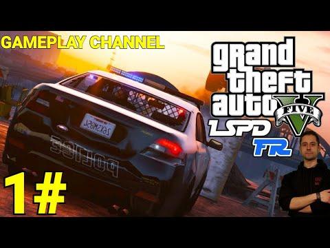 GTA 5 LSPD FR - #1 - Il ritorno di Alex Murphy! - [HD -  ITA]