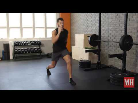 4 Awesome Ways to Perform Walking Lunges