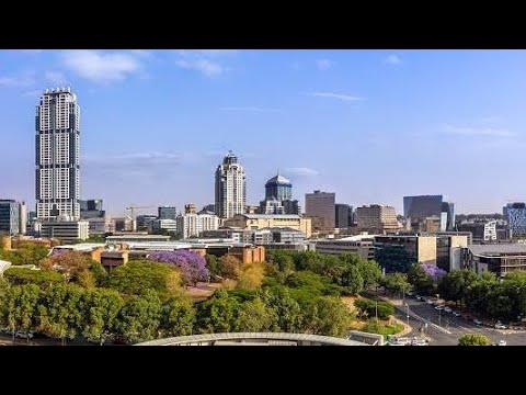 Sandton - Africa's Richest Square Mile 2017✔