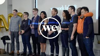 WeWork Labs Pitch Competition Night | WeWork