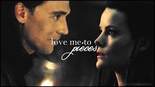 love me to pieces ▲ Loki&Sif