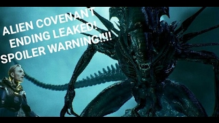 Alien Covenant ending LEAKED! Warning spoilers!!!