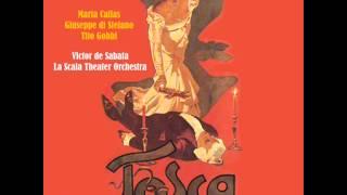 Tosca: Nel pozzo... del giardino