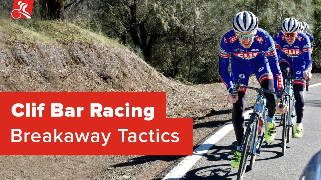 36481e38a Athlete Interviews – Breakaways with Clif Bar Racing - YouTube