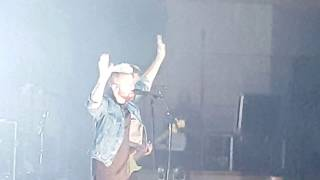 diamonds by hawk nelson live in concert i will follow tour 2017