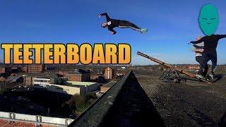 Repeat youtube video Teeterboard | Damien Walters
