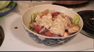 Simple Food: Tex-mex Chicken Salad