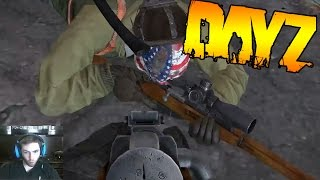 DAYZ SNIPER REVENGE! Surviving the Zombie Apocalypse #13 (DayZ Gameplay)