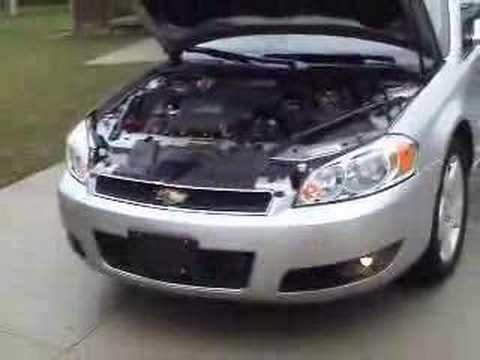 2007 Chevy Impala Ss Burnout
