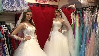 """""""Я в Бийске"""" - выбираем свадебное платье (Бийск, ТВ-КОМ)"""