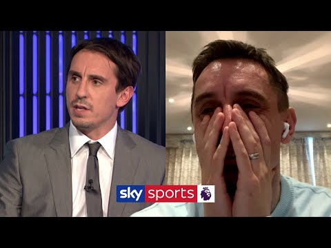 Gary Neville reacts to his MNF debut! | Off Script - Sky Sports Football