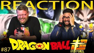 Dragon Ball Super [ENGLISH DUB] REACTION!! Episode 87