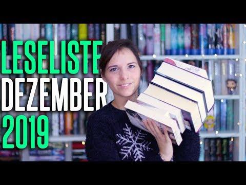 LESELISTE Dezember 2019 | 7 Bücher im want to read | melodyofbooks