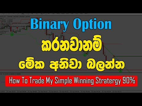Special Binary Option And Forex Trading Guide Sinhala