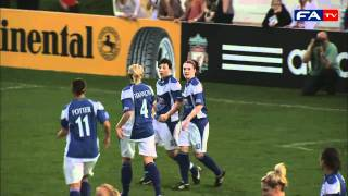 Liverpool 0-4 Birmingham City | The FA WSL Official Highlights - 20-04-11