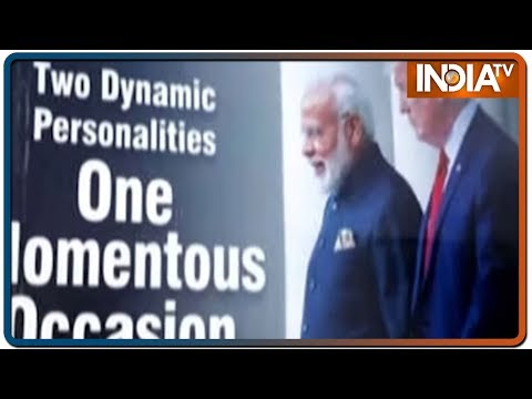 Donald Trump के Roadshow के लिए सुरक्षा के कड़े इंतजाम, लाखों लोग होंगे शामिल | IndiaTV News