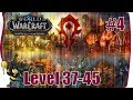 WOW BATTLE FOR AZEROTH Gameplay Part 4 HIGHMOUNTAIN TAUREN Lelevling 37-45 (Pre-Release Play)