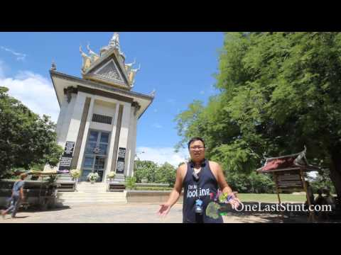 Phnom Penh Killing Fields and Genocide Museum