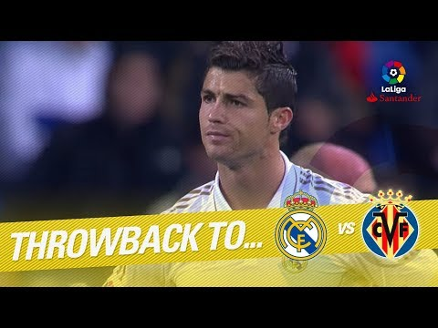 Resumen de Real Madrid vs Villarreal CF (3-0) 2011/2012