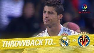 Resumen de Real Madrid vs Villarreal CF (3-0) 2011/2012