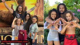 Jason Momoa Talk About His Kids \