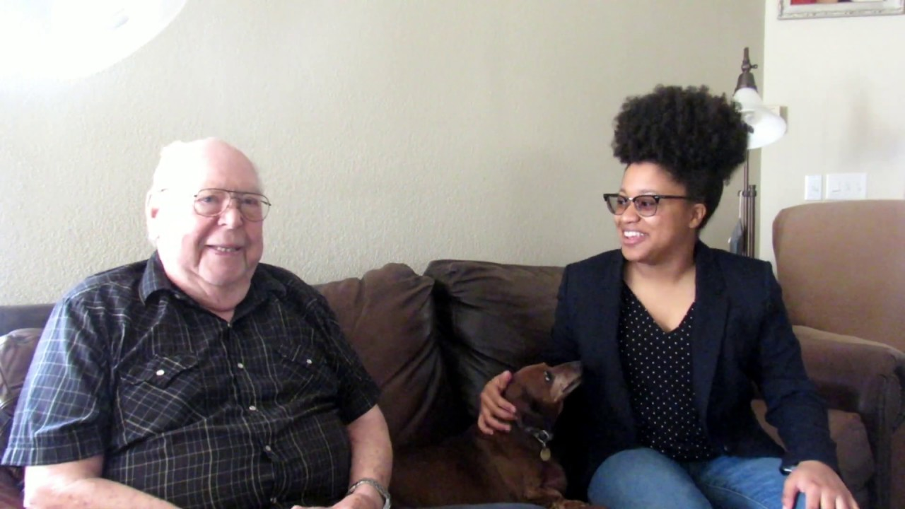 Gr8 Testimonial w/Kayla & our client George at Gr8housebuyers!