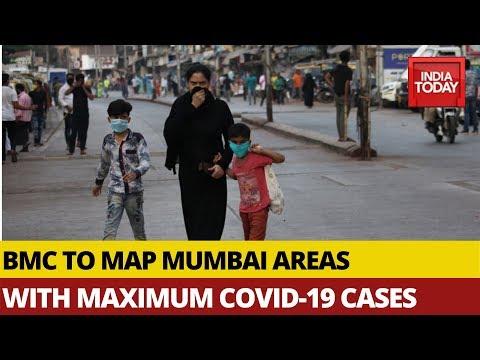 BMC To Geo Map Coronavirus Affected Areas In Mumbai