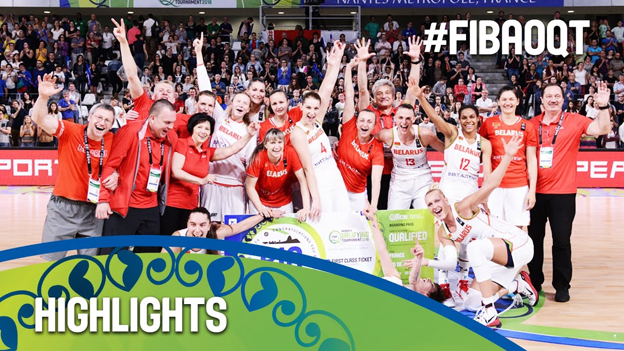 Belarus v Korea - Highlights
