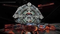 Elite Dangerous Unlocking Prismatic Shields, easy merits, no combat.