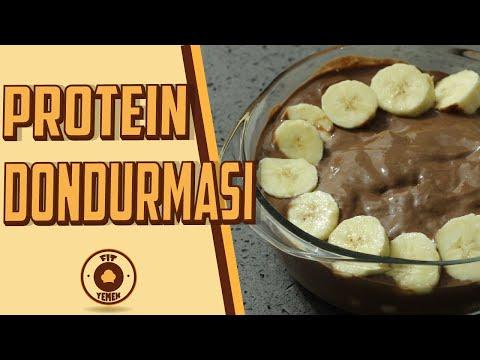 Protein Dondurması (31 Gram Protein) - FitYemek