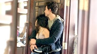 It's happening! Shawn Mendes & Camila Cabello were caught kissing!