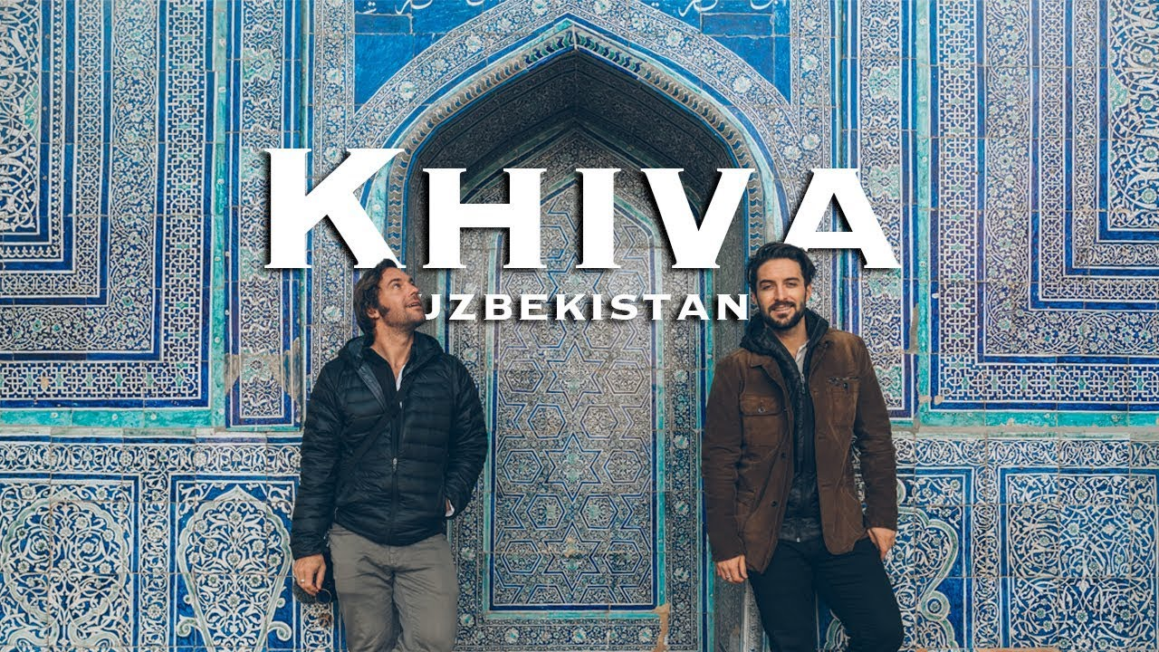 Khiva | Time Travel to Uzbekistan's Silk Road