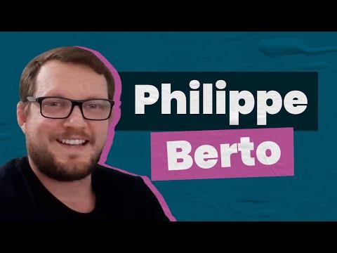 #NossosAlunos Fullstack Master - Philippe Berto